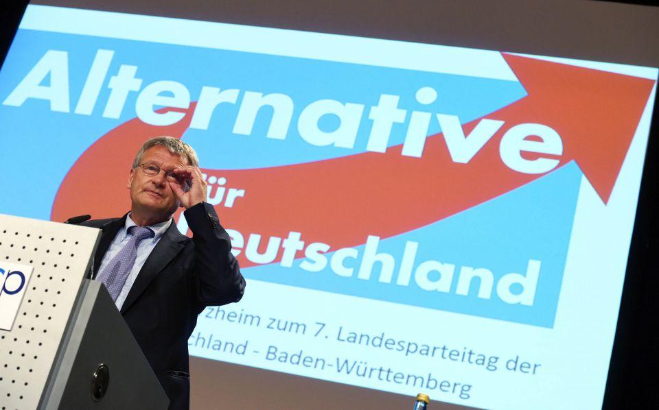 AfD-Landeschef Jörg Meuthen (2015)
