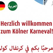 Ausschnitt aus der Broschüre des Festkomitees Kölner Karneval Foto: JF