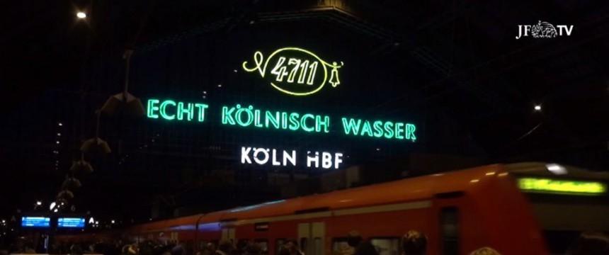 Tator Köln Hauptbahnhof Foto: JF-TV