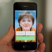 Fiktiver Anruf von Merkel: Beschwerte sich beim Papst Foto: dpa