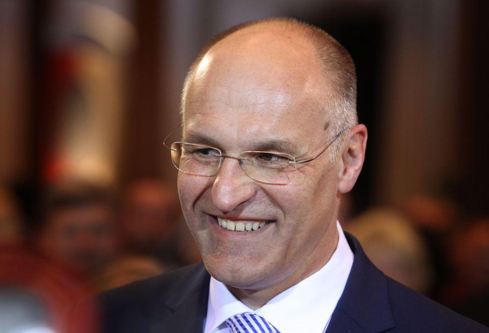 CSU-Politiker Kurt Gribl (2014)