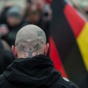 Rechtsextremismus (Symbolbild): Mehr Gewalttaten Foto: dpa