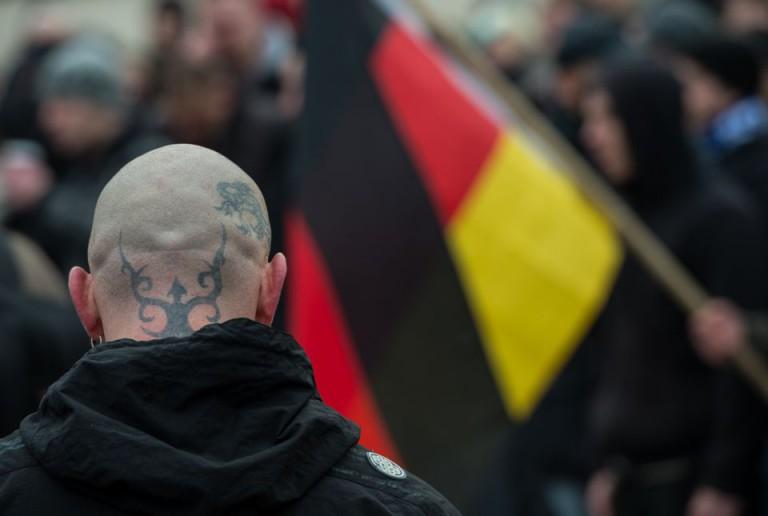 Rechtsextremismus (Symbolbild)