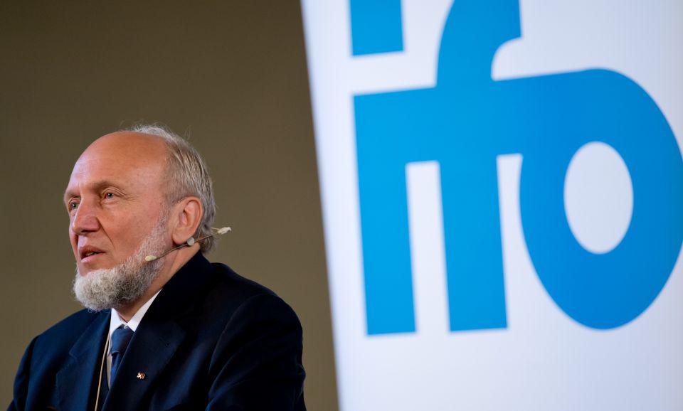 Ifo-Chef Hans-Werner Sinn