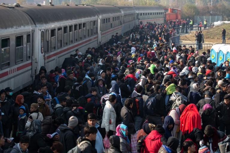 Asylbewerber in Kroatien