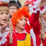 Kinder während des Karneval (Symbolbild): Keine Feier für die Kleinen Foto: dpa