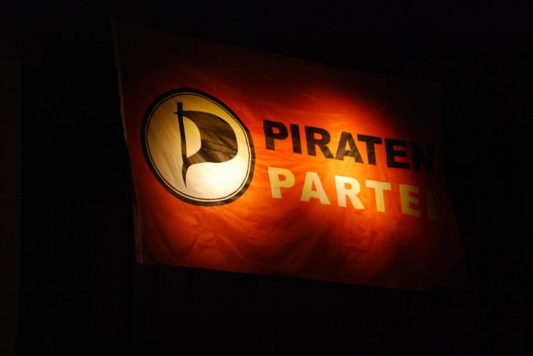 Fahne der Piraten (Symbolbild)