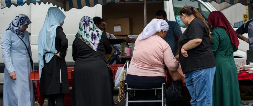 Duisburg-Marxloh: Experten warnen, arabische Familienclans könnten sich ausbreiten Foto: picture alliance/dpa