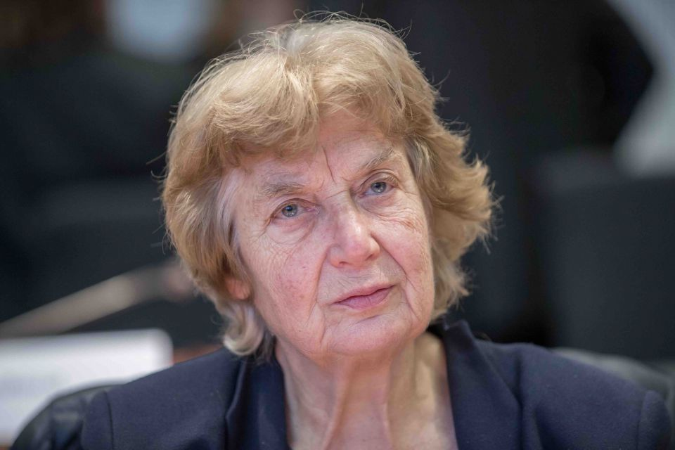 Die frühere Berliner Ausländerbeauftragte Barbara John (Dezember 2015) Foto: Picture-Alliance/Michael Kappeler
