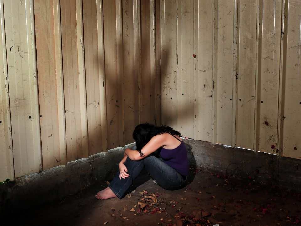 Gewalt gegen Frauen (Symbolbild)