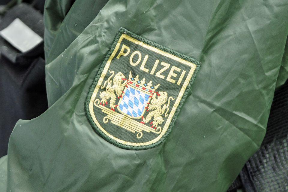 Bayerisches Polizewappeni