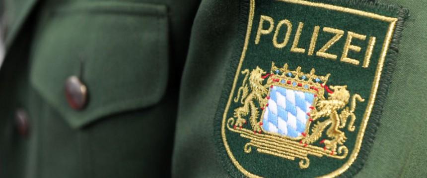 Wappen der bayerischen Polizei: Haftbefehl lag bereits vor Foto: dpa