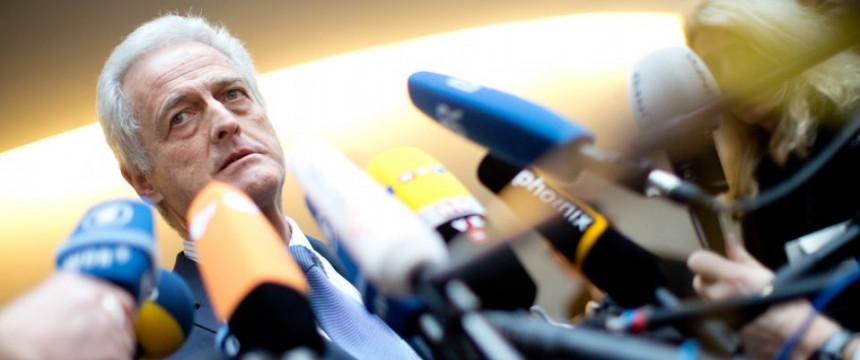 Peter Ramsauer (2013): CSU verschärft Kritik Foto: dpa