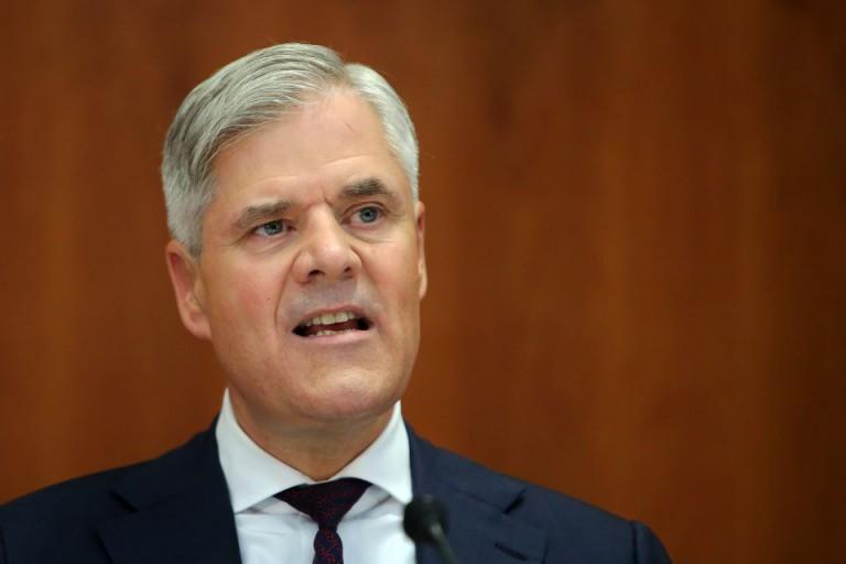 Andreas Dombret, Vorstandsmitglied der Deutschen Bundesbank