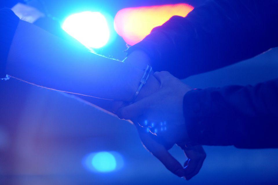 Festnahme (Symbiolbild)