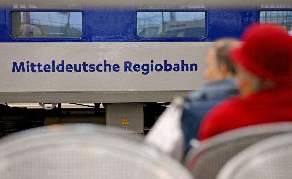 Mitteldeutsche Regiobahn