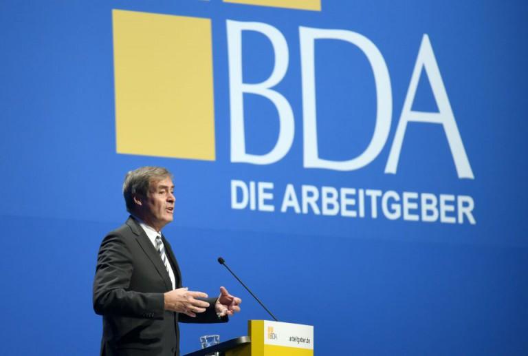 BDA-Chef Ingo Kramer
