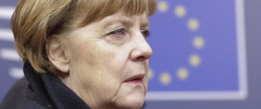 Bundeskanzlerin Angela Merkel bei einem EU-Treffen in Brüssel Foto:  picture alliance/dpa