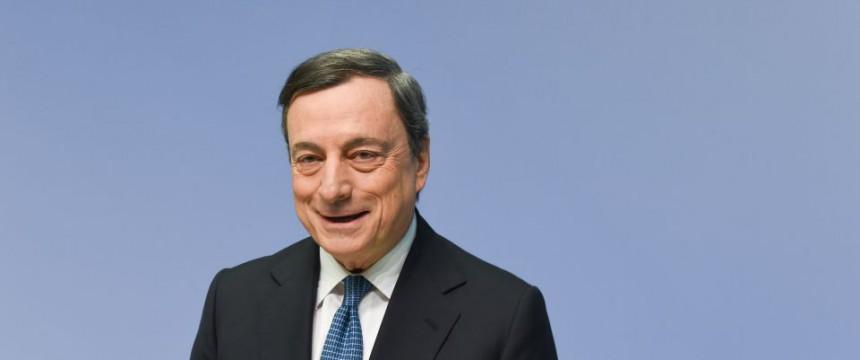 EZB-Chef Mario Draghi Foto: dpa