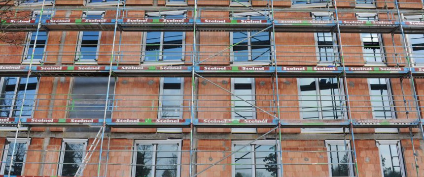 Wohnungsneubau (hier in München): Die Preise werden steigen Foto:  picture alliance / Sven Simon
