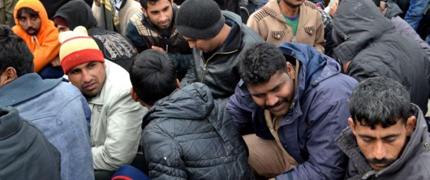 Asylsuchende auf Lesbos: UN-Flüchtlingshilfswerk hat was gegen geschlossene Unterbringung Foto:  picture alliance / dpa