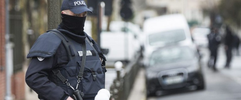 Anti-Terror-Operation in Argenteuil
