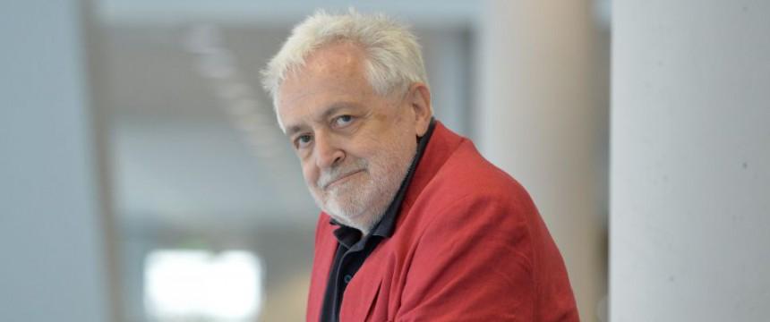 Henryk M. Broder: Der Publizist erhebt schwere Vorwürfe gegen den Bayerischen Rundfunk und Claudia Roth Foto: picture alliance