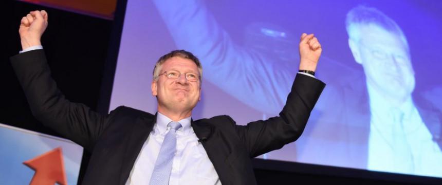 AfD-Chef und Spitzenkandidat in Baden-Württemberg, Jörg Meuthen Foto: picture alliance/dpa