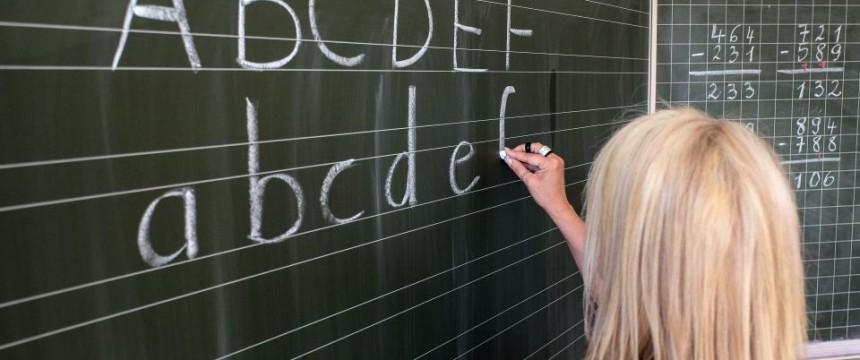 Österreichs Grüne sind gegen eine Deutschpflicht auf Schulhöfen Foto: picture alliance/dpa