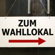 Der Wahlsonntag wird für ein historisches politisches Erdbeben in Deutschland sorgen Foto: picture alliance/chromorange