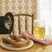 Bier und Brezel: Traditionsfest fällt in diesem Jahr aus Foto: picture-alliance / Denkou Images