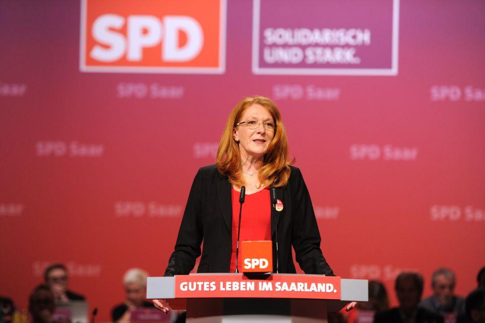 Petra Berg (SPD)