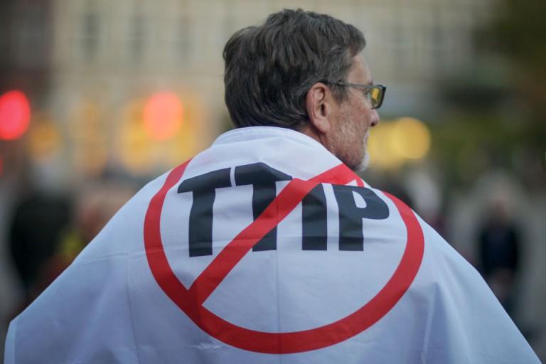 Anti-TTIP-Protest