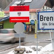 Brenner: Österreich kündigt Grenzkontrollen an Foto: picture alliance / EXPA / APA / picturedesk.com
