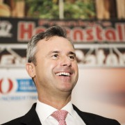 FPÖ-Kandidat für die Bundespräsidentenwahl Norbert Hofer Foto:  picture alliance / Christian Müller / picturedesk.com