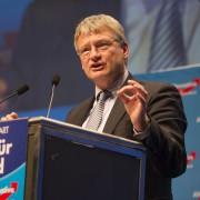 Jörg Meuthen: Attacken auf den politischen Gegner Foto: dpa