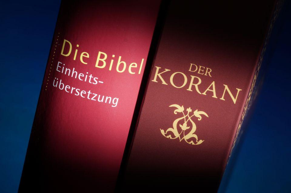 Bibel Koran