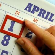 Pünktlich zum ersten April hagelt es Scherze: Doch nicht jede Irrheit ist auch erfunden Foto: picture alliance/dpa