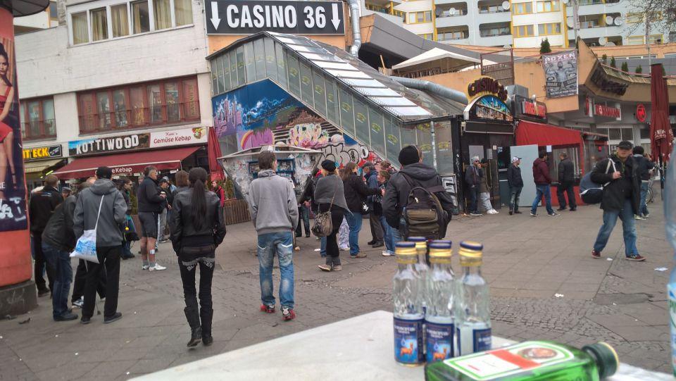 Drogenhandel am Kottbusser Tor