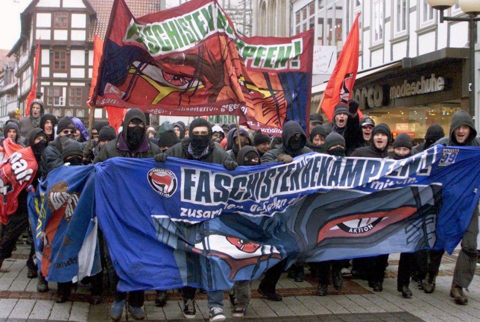 Linksextremisten (Archivbild)