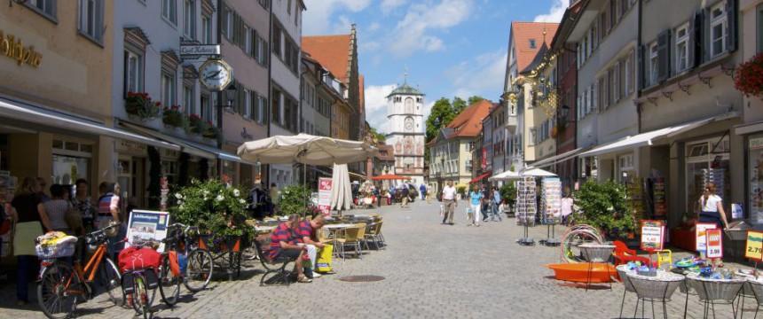 Wangen im Allgäu: Die Idylle ist dahin Foto:     picture alliance/Arco Images GmbH