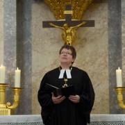 Ilse Junkermann: Freut sich über Moschee in Erfurt Foto: dpa