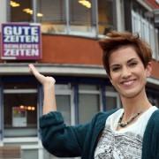 GZSZ-Darstellerin Isabell Horn: 6.000 und kein Ende in Sicht Foto: dpa