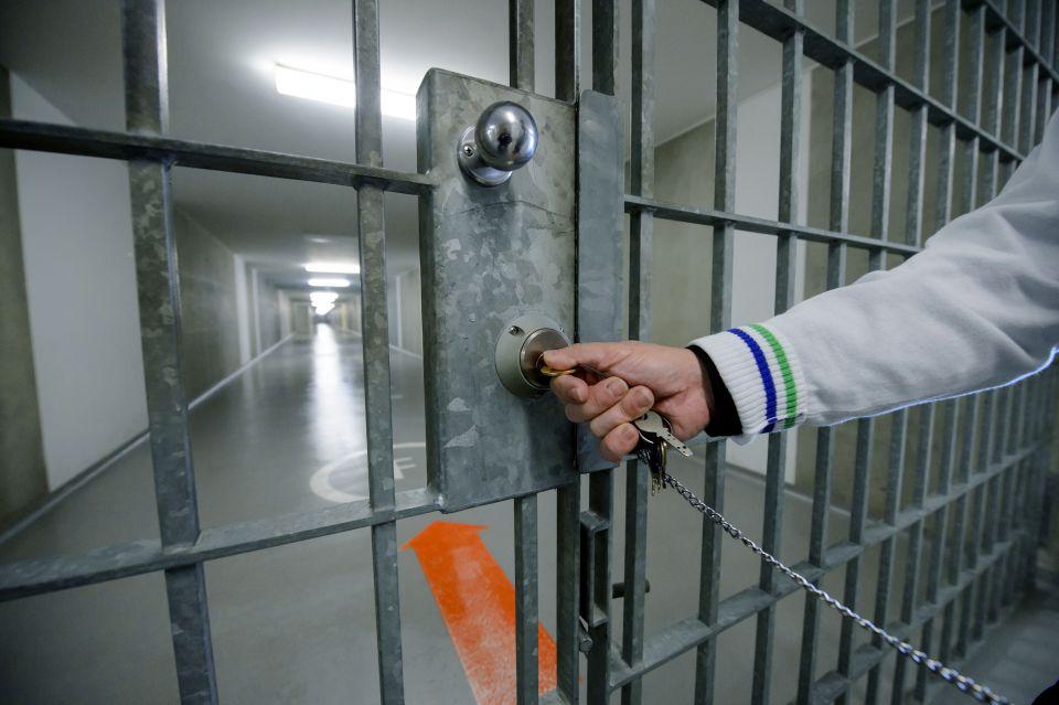 Gefängnis (Symbolfoto)