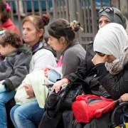 Asylbewerberinnen: Übergriffen in Asylunterkünften ausgesetzt Foto: dpa