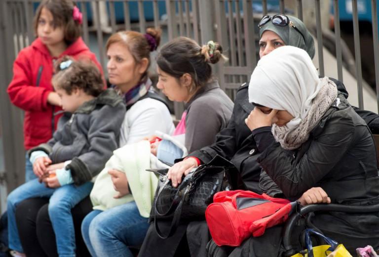 Asylbewerberinnen