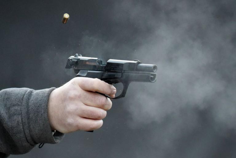 Schreckschußpistole