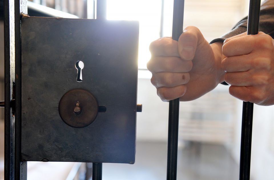 Gefangener (Symbolbild)