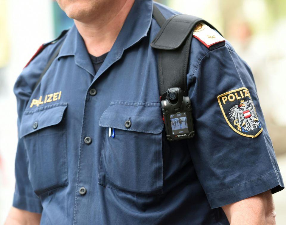 Polizist in Wien