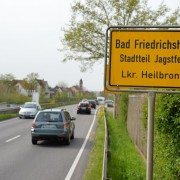 Bad Friedrichshall: Mutmaßlicher Pakistani steht unter Verdacht Foto: dpa
